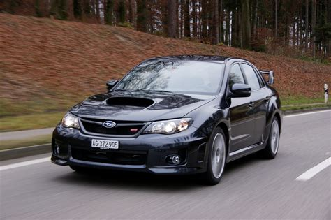 Www Subaru by Subaru Wrx Subaru Wrx Sti 2011 Im Test