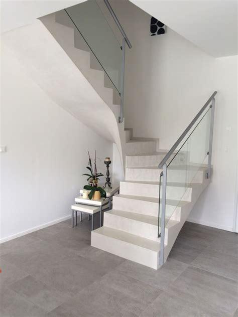 Escalier En Beton by Installation D Un Escalier Interieur Fourniture Et Pose