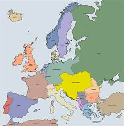 1914 Map Of Europe by File Europe 1914 Coloured Png