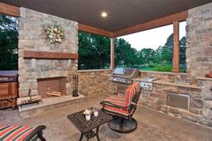 patio patio fireplaces home interior design