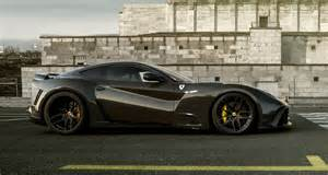 F12 Widebody Novitec Up The Style With Looking F12