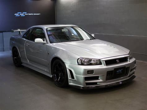 tuned r34 rare nissan skyline gt r nismo z tune for sale at 510 000