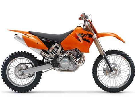 Ktm Mxc 450 2005 Ktm 450 Mxc Motorcycle Usa