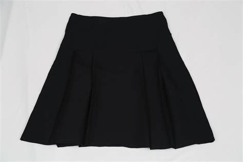 pleated school skirt dress
