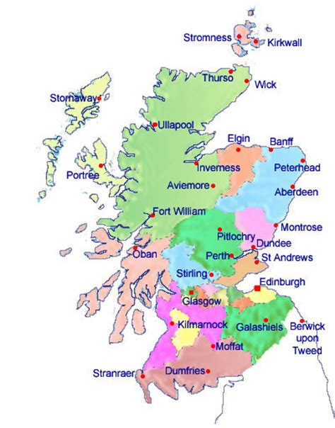Search In Scotland Areas In The Highlands Of Scotland Search Scottish Bits And Bobs
