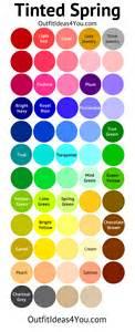 tinted spring color palette light spring jen thoden