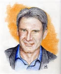 harrison ford eye color portrait de harrison ford par unkiedon sur portraits