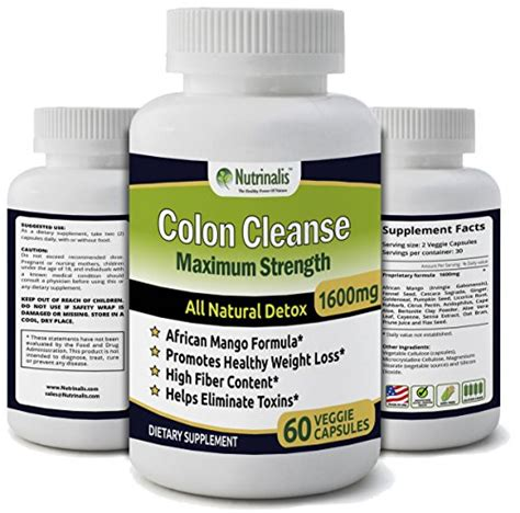 Detox Strength Reviews by Colon Cleanse Detox Helps Promote Weight Loss
