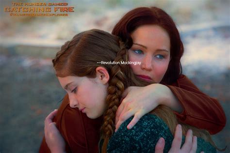 katniss and primrose catching fire by