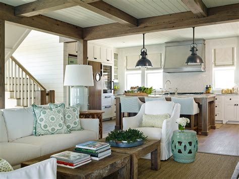 seaside home interiors coastal style elegant seaside living in seafoam