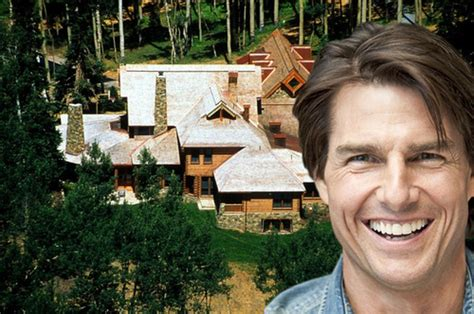 tom cruise telluride why is tom cruise selling his telluride home for gulp