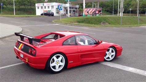 f355 acceleration awesome f355 challenge acceleration