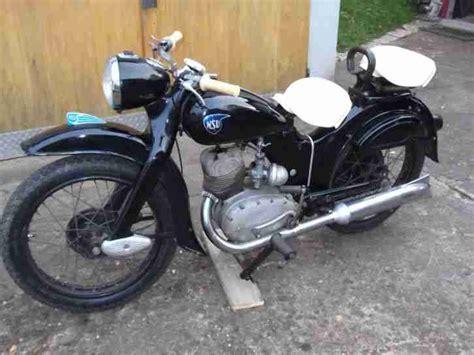 Oldtimer Motorrad Nsu Lux by Nsu Lux Bestes Angebot Von Old Und Youngtimer