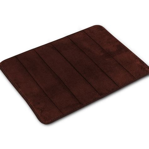 bathroom matting memory foam bath mat 40 60cm absorbent slip resistant pad