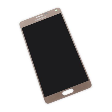 Lcd Note 4 galaxy note 4 lcd screen and digitizer black new part only ifixit