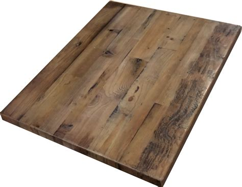 reclaimed wood table top reclaimed wood restaurant furniture appealing rustic