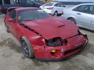 auto body repair training 1995 toyota supra lane departure warning jt2ja82j6r0014755 bidding ended on 1994 red toyota supra w sp autobidmaster
