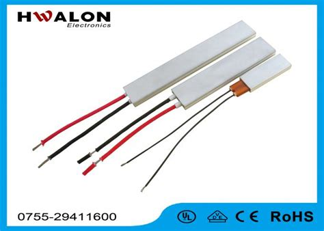 ceramic resistor heater low voltage ptc ceramic heater ptc thermal resistor high efficiency with insulating