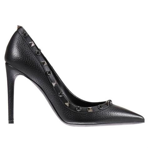 Heels Import Valentino 279 1 valentino garavani s black high heel shoes shoes