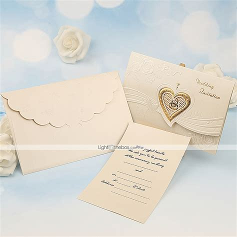 Tri Fold Invitation Paper - personalized tri fold wedding invitations invitation cards