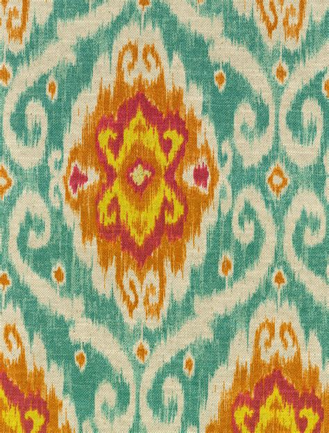 iman home decor home decor print fabric iman ubud sunstone jo