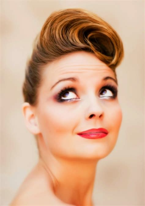Retro Hairstyles For by 28 Retro Wedding Hairstyles Ideas To Copy Magment