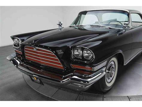 1959 chrysler 300 for sale 1959 chrysler 300 for sale classiccars cc 902664