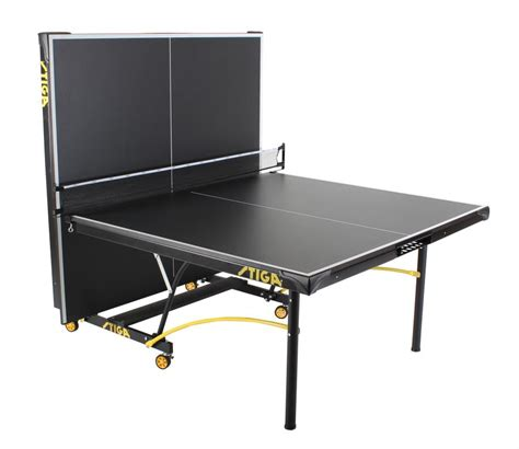 stiga master series st3100 competition indoor table tennis table eurotek stiga north america