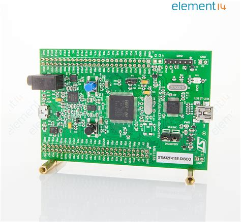 Stm32f411e Discovery Board stm32f411e disco stmicroelectronics development board