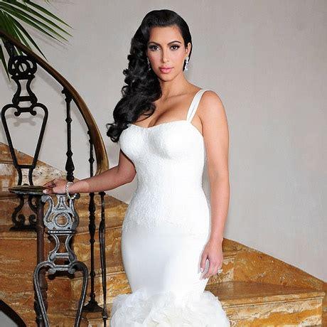 kim k wedding hair witness kim kardashian s hair transformation styleicons