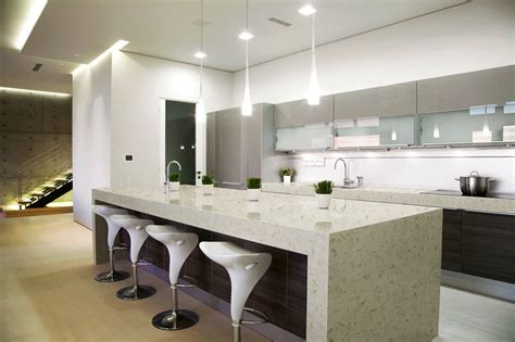 Commercial Kitchen Counter by Commercial Quartz Countertops Commercial Quartz Kitchen