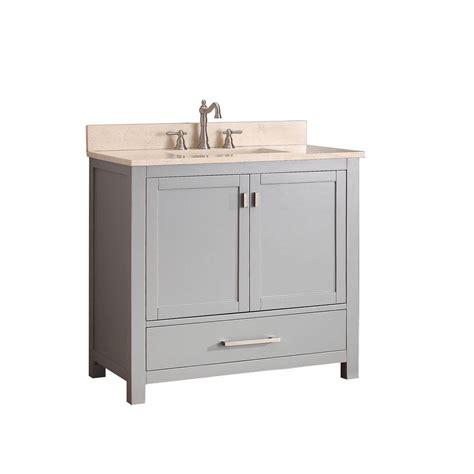 22 inch bathroom vanity combo avanity brooks 25 in w x 22 in d x 35 in h vanity in