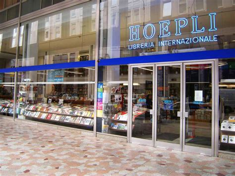 librerie hoepli hoepli bookstore flawless the lifestyle guide