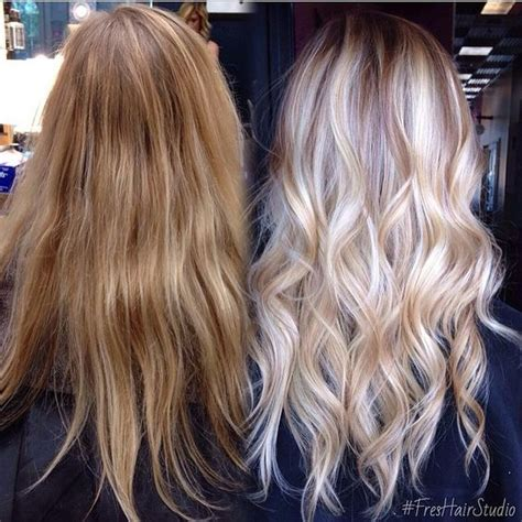 blonde highlights and ombre ice blonde highlights ombre google search beef