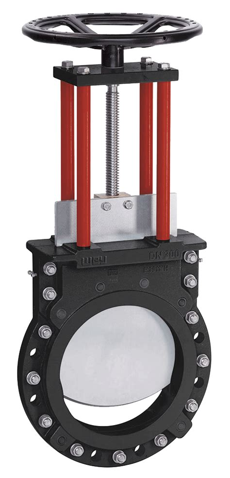 Baut Drilling 50 Mm Pn knife gate valves wey by sistag