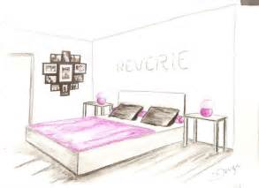 croquis chambre ambiance design decor in id 233 es conseils