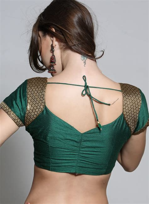 New Blouse Style8 17 best images about lovely saree blouse design on blouse styles blouse designs for
