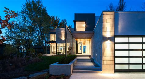 modern home design ottawa modern house