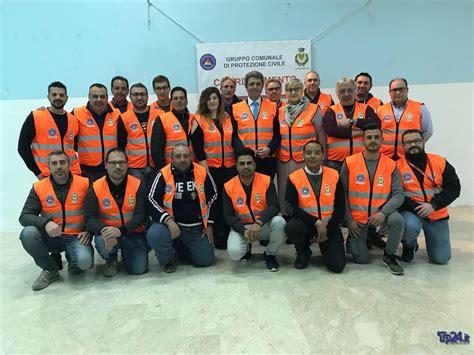 sede protezione civile salemi oggi si inaugura la sede della protezione civile