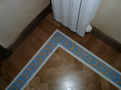pavimenti in graniglia antichi rovere bordo e filetto con graniglia zanfi pavimenti