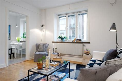 swedish style tiny swedish apartment showcases how to decorate small