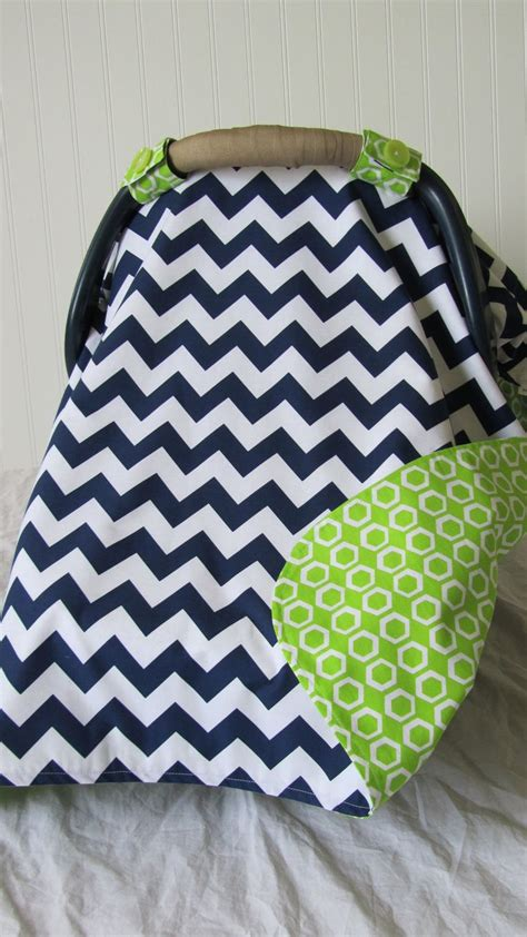 baby blue car seat covers baby car seat cover canopy for boy or lime green navy