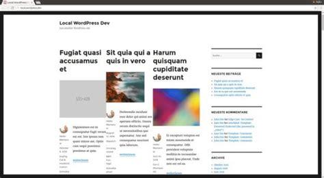 wordpress masonry layout tutorial tutorial wordpress blog seite im masonry layout erstellen