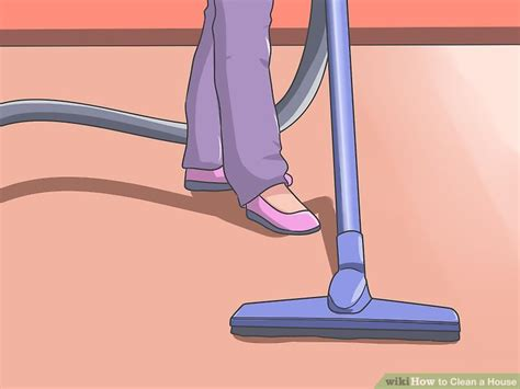 how to clean a house how to clean a house with pictures wikihow