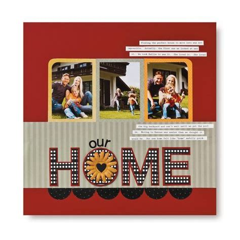 scrapbook layout creator 9 best scrapbooking home sweet home layouts images on