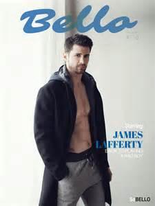 James lafferty back to playing a bad boy