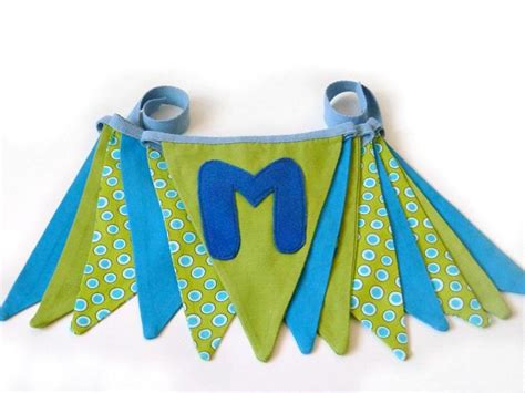free sewing pattern double sided fabric bunting banner
