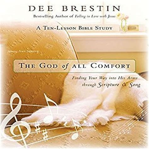 finding comfort in god download the god of all comfort audiobook by dee brestin