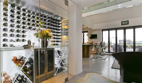 ultimate climate controlled wine walls  spiral