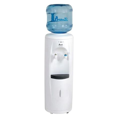 What Temperature Is Room Temperature Water by Avanti 174 Wd360 Cold Room Temperature Water Dispenser